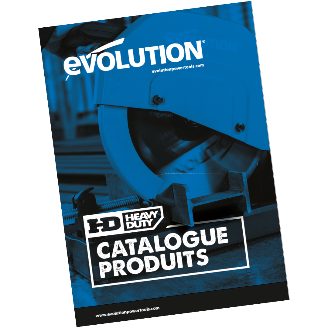 Catalogue Evolution power tools
